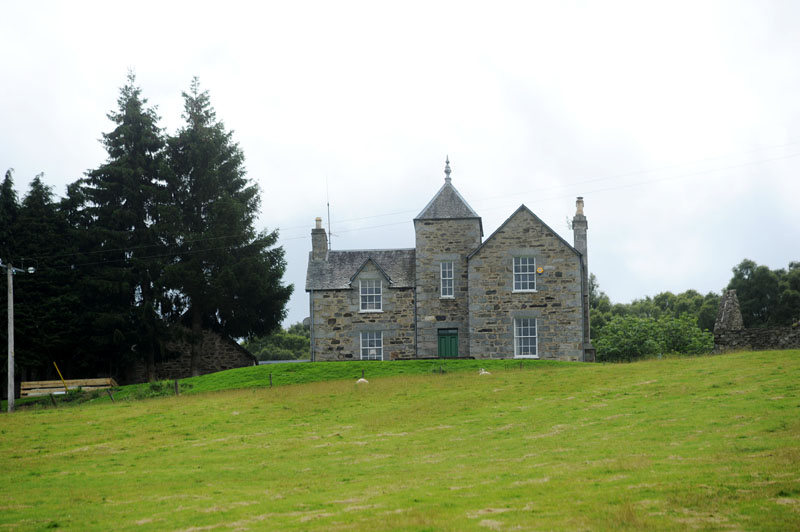 Craignuisq Farmhouse